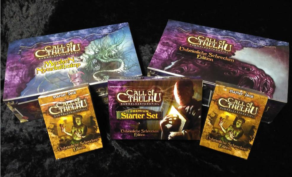 "Großes ""Call of Cthulhu""-Paket (deutsch)"