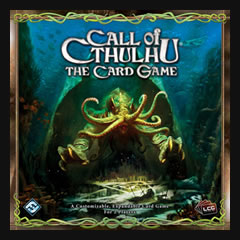 Call of Cthulhu (Living Card Game) - englisch