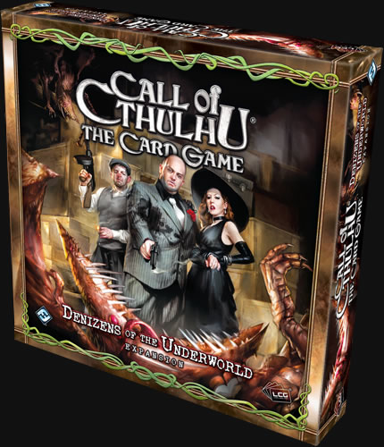 Denizens of the Underworld - Call of Cthulhu Erweiterung (Englisch)