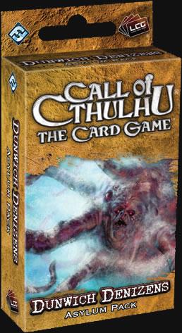 Dunwich Denizens - Forgotten Lore (6/6) - Call of Cthulhu Erweiterung (Englisch)