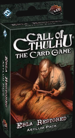Revelations -  Ebla Restored (3/6) - Call of Cthulhu Erweiterung (Englisch)