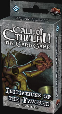 Initiations of the Favored - The Rituals of the Order (3/6) - Call of Cthulhu Erweiterung (Englisch)