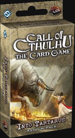 Ancient Relics -  Into Tartarus (5/6) - Call of Cthulhu Erweiterung (Englisch)