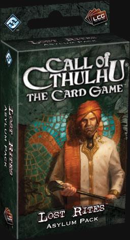 Revelations -  Lost Rites (4/6) - Call of Cthulhu Erweiterung (Englisch)