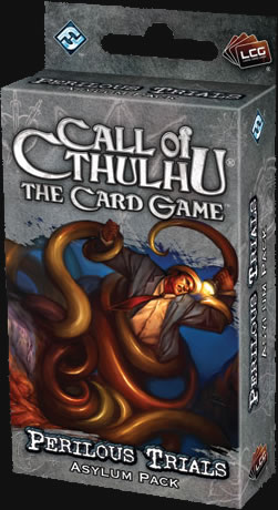 Perilous Trials - Rituals of the Order (2/6) - Call of Cthulhu Erweiterung (Englisch)