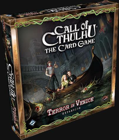Terror in Venice - Call of Cthulhu Erweiterung (Englisch)