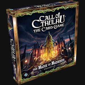 The Mark of Madness - Call of Cthulhu Erweiterung (Englisch)