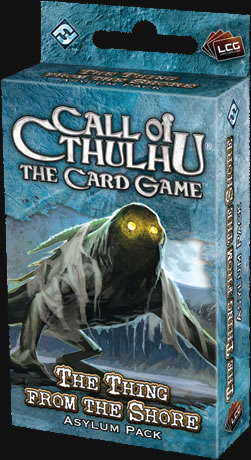 The Thing from the Shore Pack - Summons of the Deep  (5/6) - Call of Cthulhu Erweiterung (Englisch)