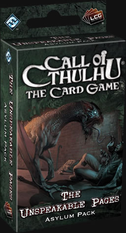 Revelations -  The Unspeakable Pages (5/6) - Call of Cthulhu Erweiterung (Englisch)