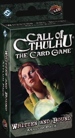 Revelations -  Written and Bound (1/6) - Call of Cthulhu Erweiterung (Englisch)