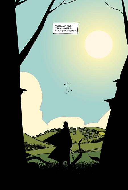 The Dream-Quest of Unknown Kadath - Auszug 2b