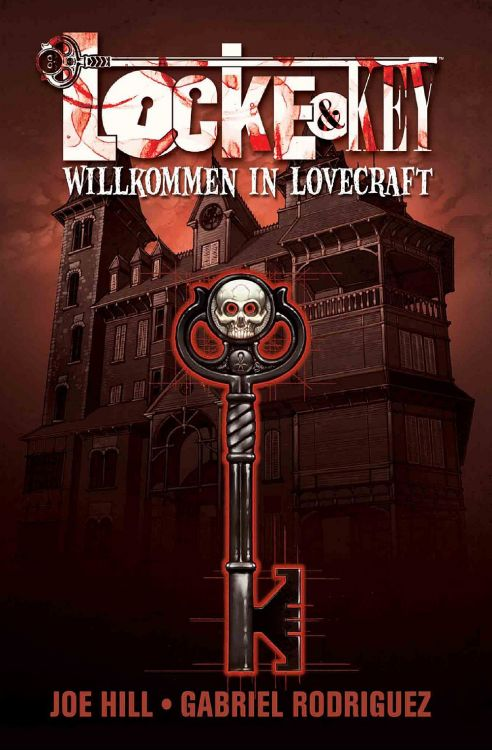Locke & Key 1: Willkommen in Lovecraft