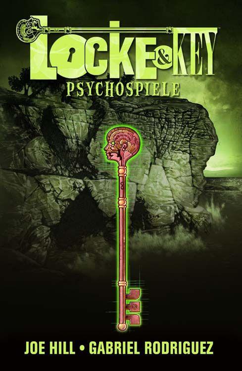 Locke & Key 2: Psychospiele