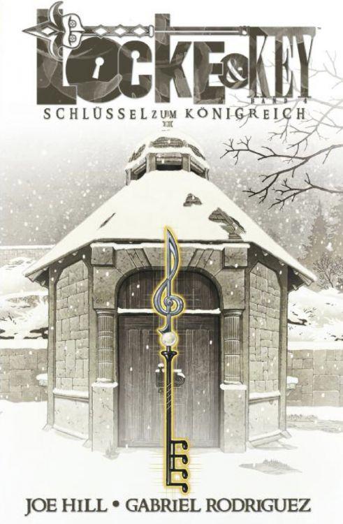 Locke & Key 4: Schlüssel zum Königreich
