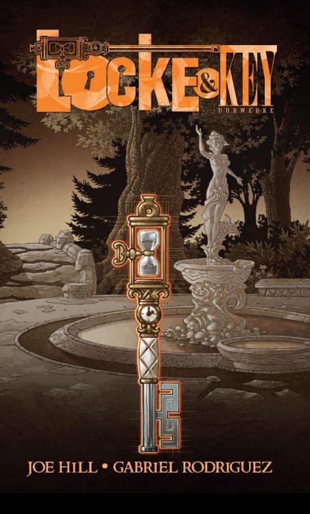 Locke & Key 5: Uhrwerke