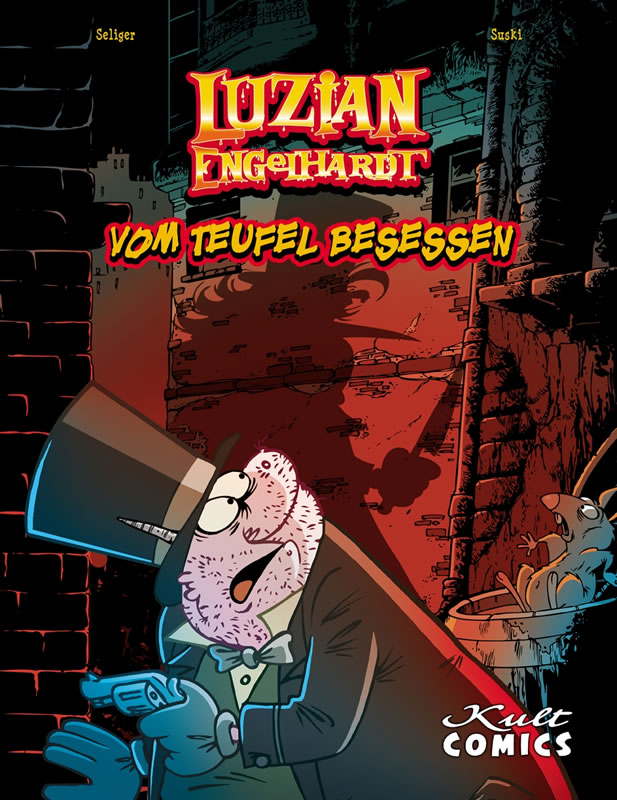 Luzian Engelhardt 8 - Vom Teufel besessen