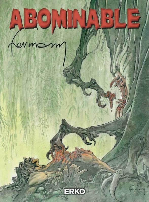 Abominable - Horror-Kurzgeschichten