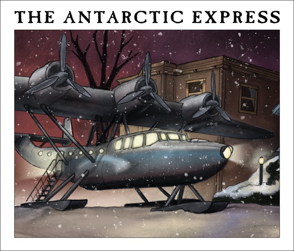 The Antartic Express - Bilderbuch