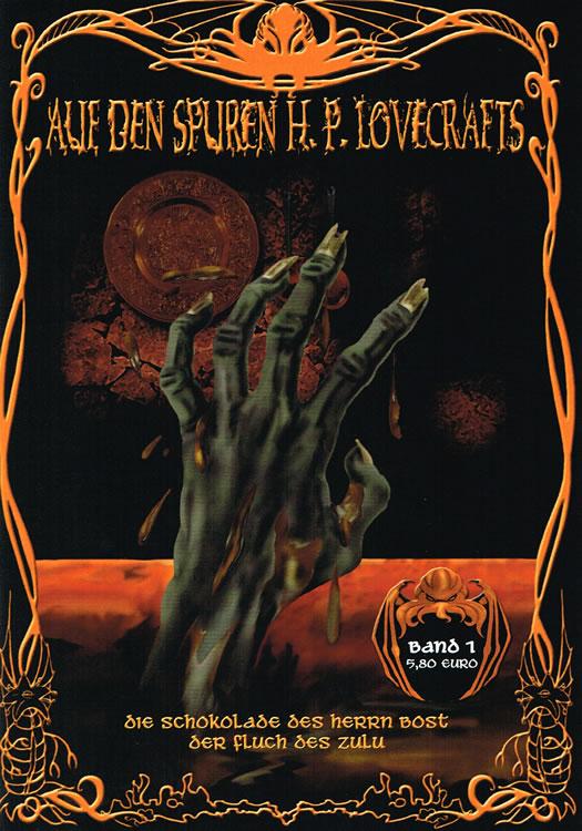 Auf den Spuren H.P. Lovecrafts - Band 1
