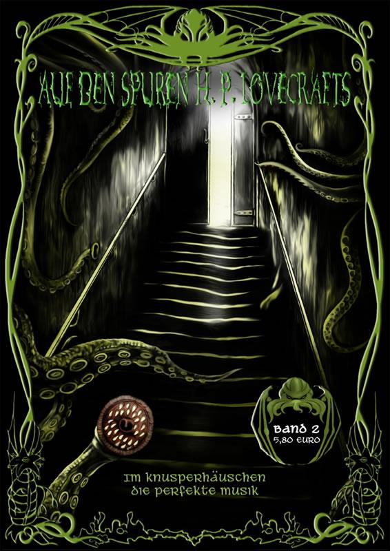 Auf den Spuren H.P. Lovecrafts - Band 2