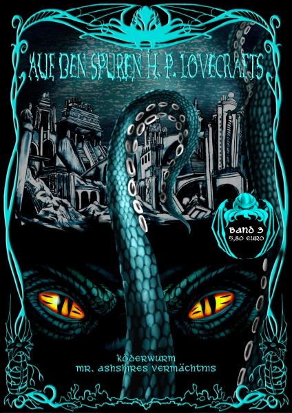 Auf den Spuren H.P. Lovecrafts - Band 3