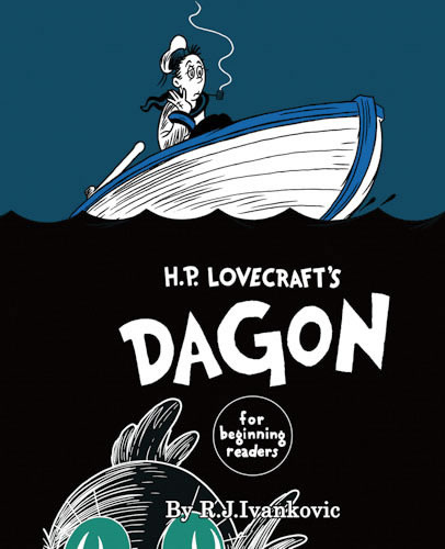 Dagon for Beginning Readers - Bilderbuch (englisch)