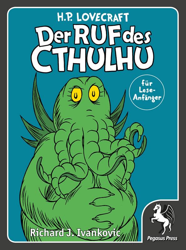 Der Ruf des Ctulhu für Leseanfänger - Bilderbuch (deutsch)