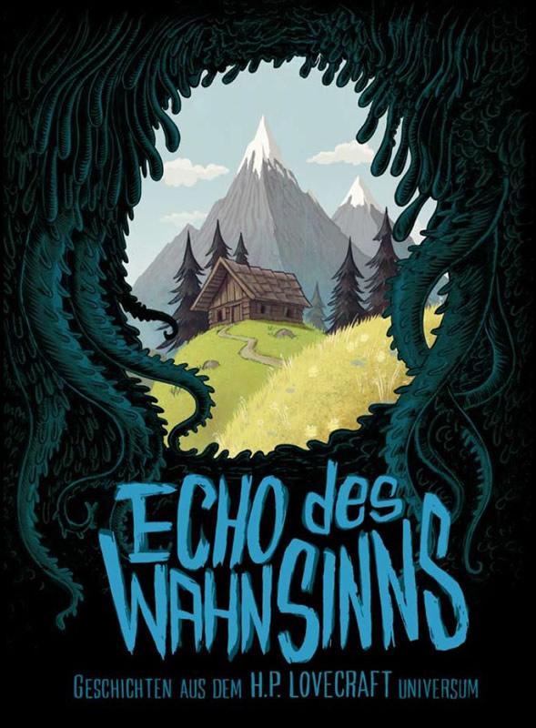Cover Echo des Wahnsinns