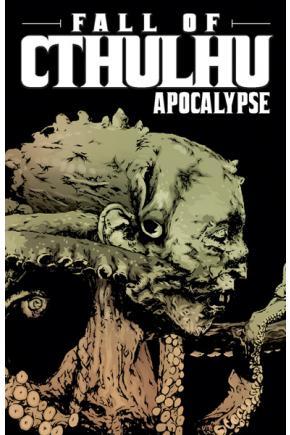 Fall of Cthulhu Vol. 5: Apocalypsed (englisch) - Kurzgeschichten rund um den Mythos von verschiedenen Künstlern