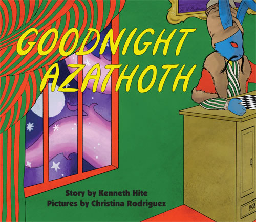Goodnight Azathoth - Bilderbuch