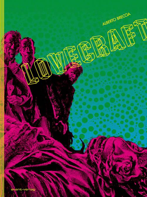 Lovecraft - Text & Zeichnung: Alberto Breccia