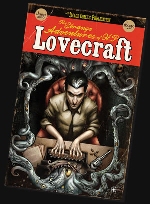 The Strange Adventures of H.P. Lovecraft