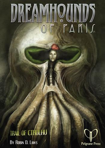 Dreamhounds von Paris - Abenteuerbuch (englisch)