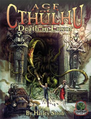 Age of Cthulhu 1: Death in Luxor - Abenteuer (englisch)