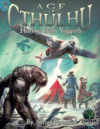 Age of Cthulhu 4: Horrors from Yuggoth - Abenteuer (englisch)