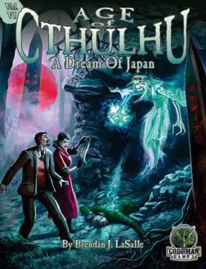 Age of Cthulhu 6: A Dream of Japan - Abenteuer (englisch)