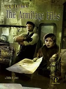 The Armitage Files - Kampagnenbuch und Quellenbuch (englisch)