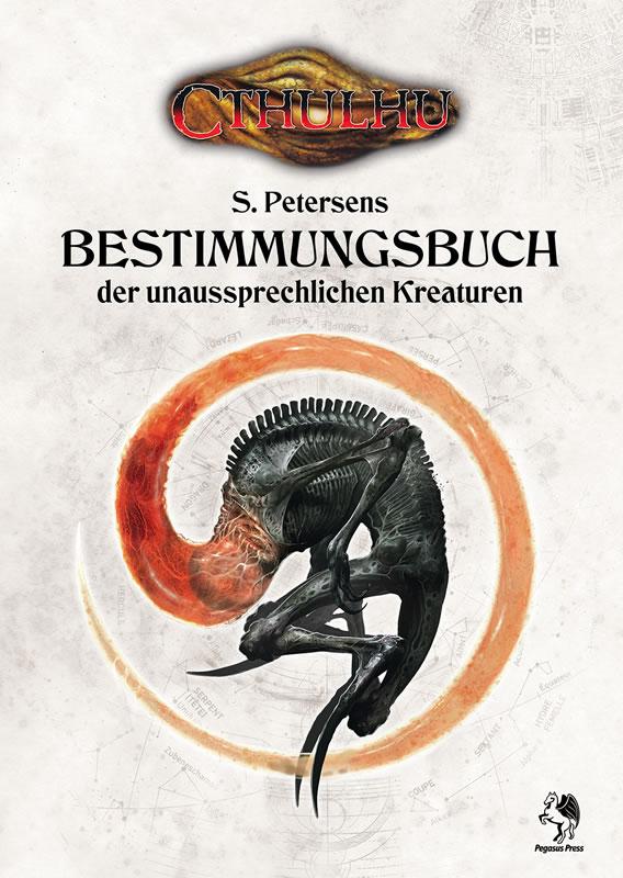 Cthulhu: Bestimmungsbuch der unaussprechlichen Kreaturen (HC) - Quellenbuch/Spielleiterhilfe
