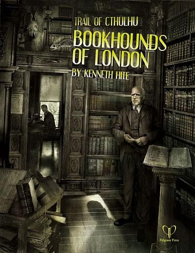 Bookhounds of London - Kampagnenbuch und Quellenbuch (englisch)