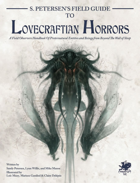 Field Guide to Lovecraftian Horrors - Call of Cthulhu Quellenbuch
