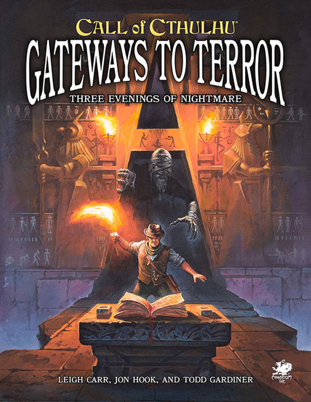 Gateways to Terror - 3 Kurzszenarien (englisch)