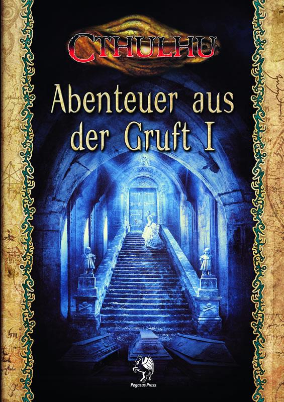 Abenteuer aus der Gruft 1 - 3 Abenteuer