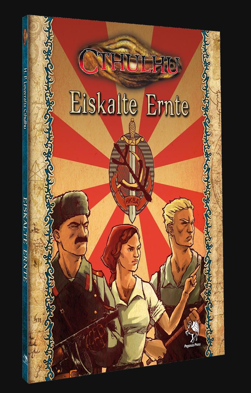 Eiskalte Ernte (Softcover) - One-Shot