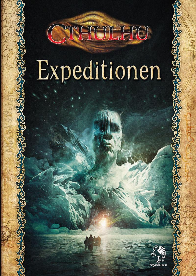 Expeditionen - Quellenbuch mit 5 Abenteuern