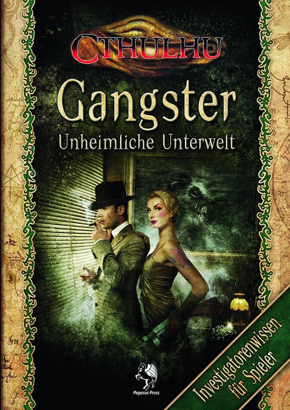 Gangster - Unheimliche Unterwelt (Spielerausgabe - Softcover)