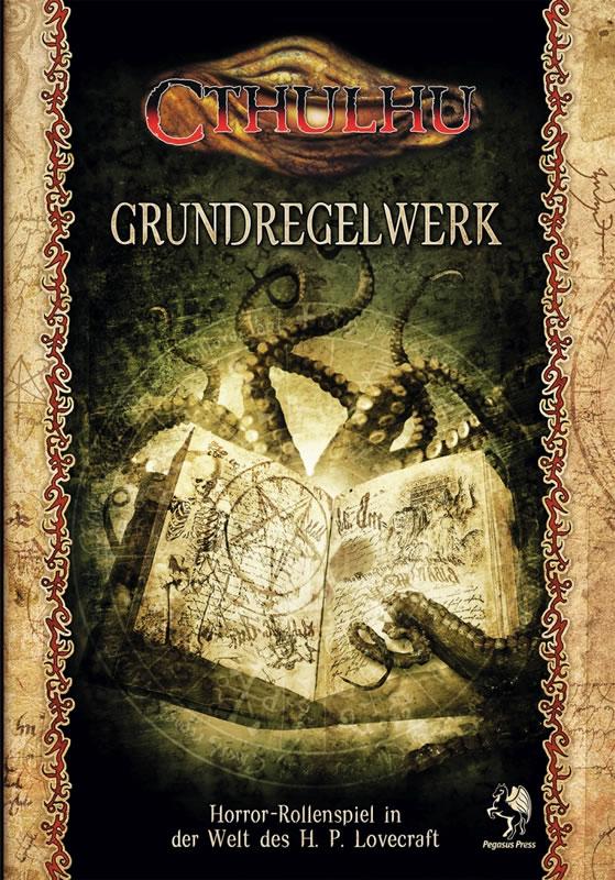 Cthulhu Grundregelwerk (HC) - Spielleiter-Handbuch der 7.Edition