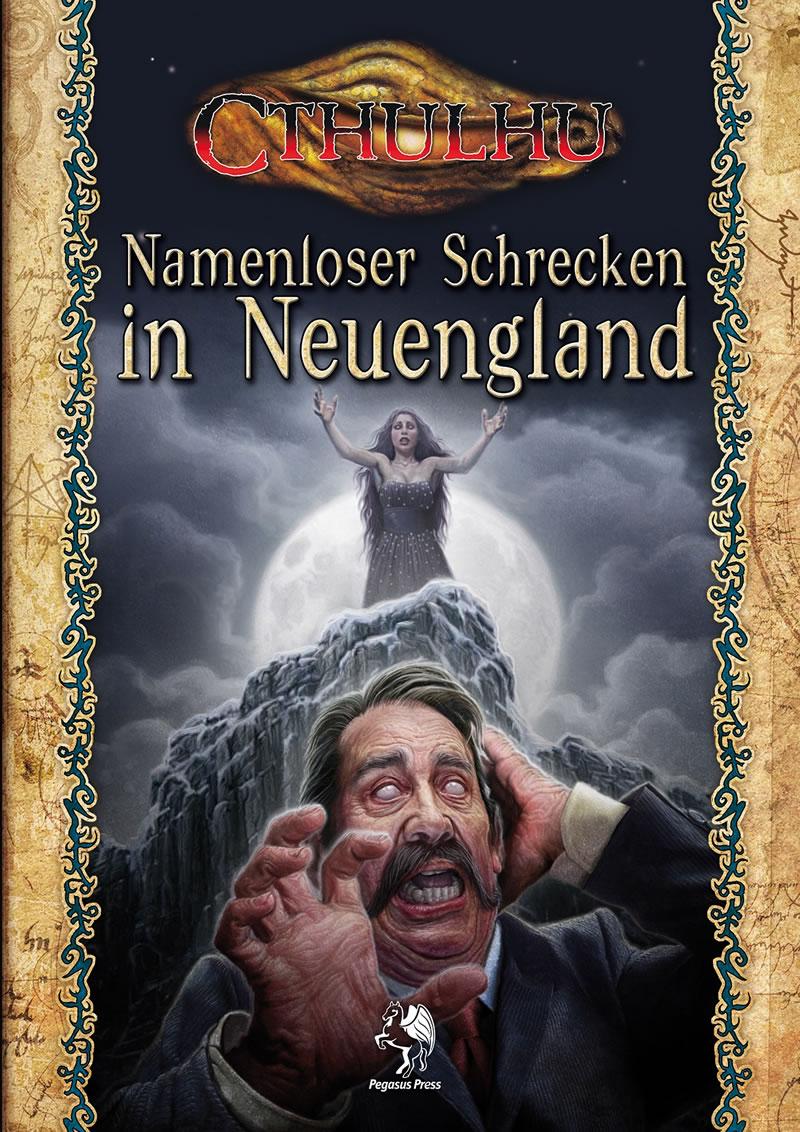 Namenloser Schrecken in Neuengland - 2 Abenteuer