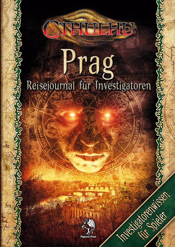 Prag - Reisejournal für Investigatoren (SC)
