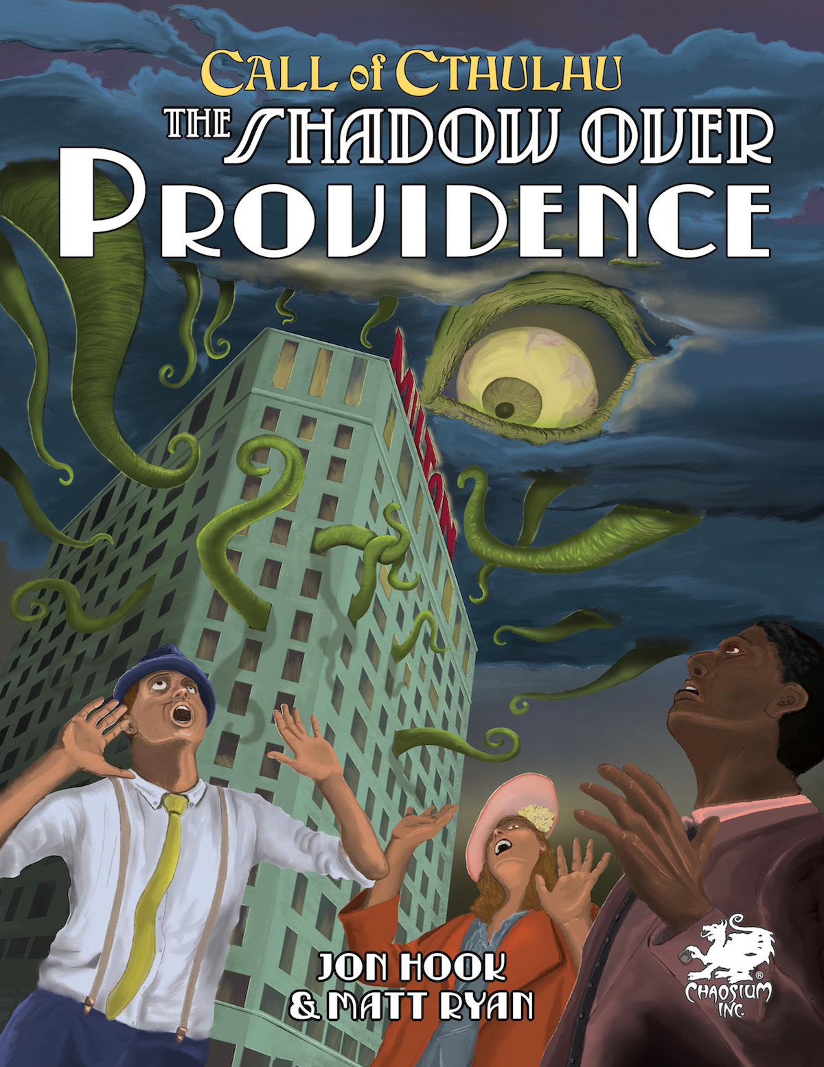 Shadow over Providence (SC) - (Englisch)