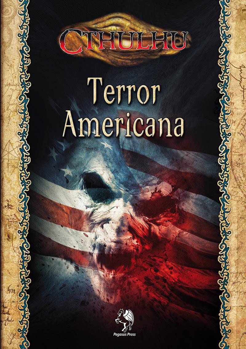 Terror Americana - 2 Abenteuer